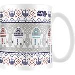 Star Wars MG23586 8 x 11,5 x 9,5 cm r2d2 Navidad Taza de cerámica, Multi-Color