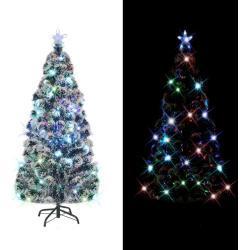 Decoración verdes de Navidad modernas vidaXL