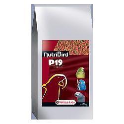 VL NutriBird P19 Tropical alimento para aves -CRIA 10 Kg.