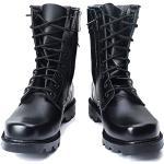 Zapatillas negras de entrenamiento militares para hombre