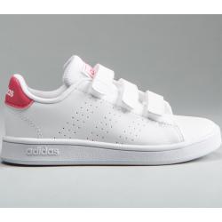 Zapatilla Adidas Advantage Clean Ef0221 - Talla: 34
