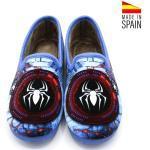 Zapatilla De Casa Spiderman 2015 Azul
