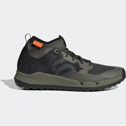Zapatos grises adidas para mujer