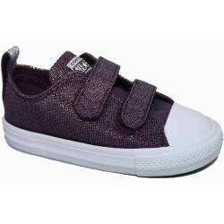 Zapatillas Converse Infant Ctas 2v Ox Purple