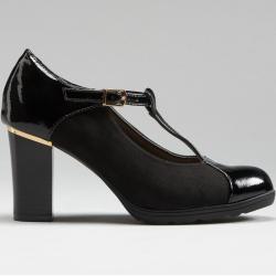 Calzado de vestir negro para mujer