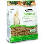 Zupreem Natural Premium Bird Food Medium 1,130 Kg.